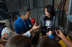 May 3, 2019 - Madrid, MADRID, SPAIN - Conchita Martinez during All Access at the 2019 Mutua Madrid Open WTA Premier Mandatory tennis tournament (Credit Image: © AFP7 via ZUMA Wire)