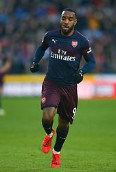 Arsenal's Alexandre Lacazette