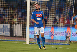 August 27, 2017 - Naples, Naples, Italy - Dries Mertens of SSC Napoli during the Serie A TIM match between SSC Napoli and Atalanta BC at Stadio San Paolo Naples Italy on 27 August 2017. (Credit Image: © Franco Romano/NurPhoto via ZUMA Press)