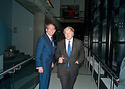 PROF JACK LOHMAN; MAYOR BORIS JOHNSON;  , The Galleries of Modern London launch party at the Museum of London on May 27, 2010 in London. <br /> -DO NOT ARCHIVE-© Copyright Photograph by Dafydd Jones. 248 Clapham Rd. London SW9 0PZ. Tel 0207 820 0771. www.dafjones.com.