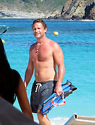 **EXCLUSIVE**.Thomas Kretschmann, German Actor..On the Beach.St Barth, Caribbean..Tuesday, December 22, 2009..Photo By Celebrityvibe.com.To license this image please call (212) 410 5354; or Email: celebrityvibe@gmail.com ; .website: www.celebrityvibe.com.