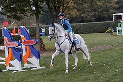 Van Hollebeke Julie, BEL, Gigolo<br /> Nationaal Kampioenschap LRV Ponies <br /> Lummen 2020<br /> © Hippo Foto - Dirk Caremans<br /> 27/09/2020