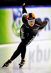 28-12-2010 SCHAATSEN: KPN NK ALLROUND EN SPRINT: HEERENVEEN<br /> Diane Valkenburg wint de 3000 meter<br /> ©2010-WWW.FOTOHOOGENDOORN.NL