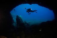Mission - Monk Seal<br /> Desertas Islands – Deserta Grande - Madeira, Portugal. August 2009.