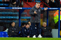 Photo: Alan Crowhurst.<br />Crystal Palace v Swindon Town. The FA Cup. 06/01/2007. Palace coach Peter Taylor marshalls his men.