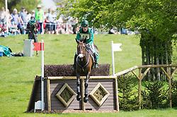 Speirs Camilla, (IRL), Portersize Just a Jiff<br /> CCI4* - Mitsubishi Motors Badminton Horse Trials 2016<br /> © Hippo Foto - Jon Stroud<br /> 06/05/16
