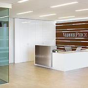 Interior of Vedder Price San Francisco office