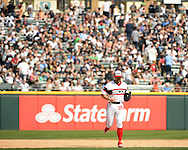 CHICAGO - APRIL 24:  David Robertson #30 of the Chicago White Sox enters the game in the ninth inning against the Texas Rangers on April 24, 2016 at U.S. Cellular Field in Chicago, Illinois.  The White Sox defeated the Rangers 4-1.  (Photo by Ron Vesely)   Subject: David Robertson