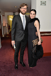 TAMARA ROJO and NEIL AUSTIN at the Russian Ballet Icons Gala at The London Coliseum, 33-35 St.Martin's Lane, London on 9th March 2014.
