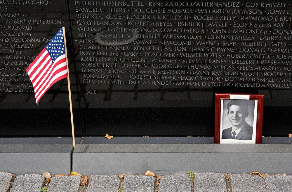 UNITED STATES-WASHINGTON DC-Vietnam Veterans Memorial..VERENIGDE STATEN-WASHINGTON DC-Vietnam Veterans Memorial.  PHOTO  GERRIT DE HEUS