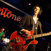AUSTIN, TX - March 17th: The Jim Jones Revue perform at the Live4ever.com British Music showcase at Antone's as part of the 2011 South by Southwest Festival. (Photo by Kyle Gustafson)