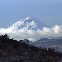 Americas, South America, Ecuador, Quito.
