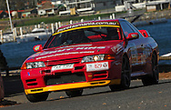 #829 - Peter Leemhuis & Ben Fitzsimons - 1993 Nissan Skyline GT-R V-Spec N1.Prologue.George Town.Targa Tasmania 2010.27th of April 2010.(C) Joel Strickland Photographics.Use information: This image is intended for Editorial use only (e.g. news or commentary, print or electronic). Any commercial or promotional use requires additional clearance.
