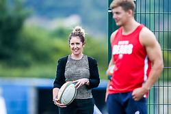 Josie Solle - Mandatory by-line: Robbie Stephenson/JMP - 16/07/2018 - RUGBY - Clifton Rugby Club - Bristol, England - Bristol Bears Training