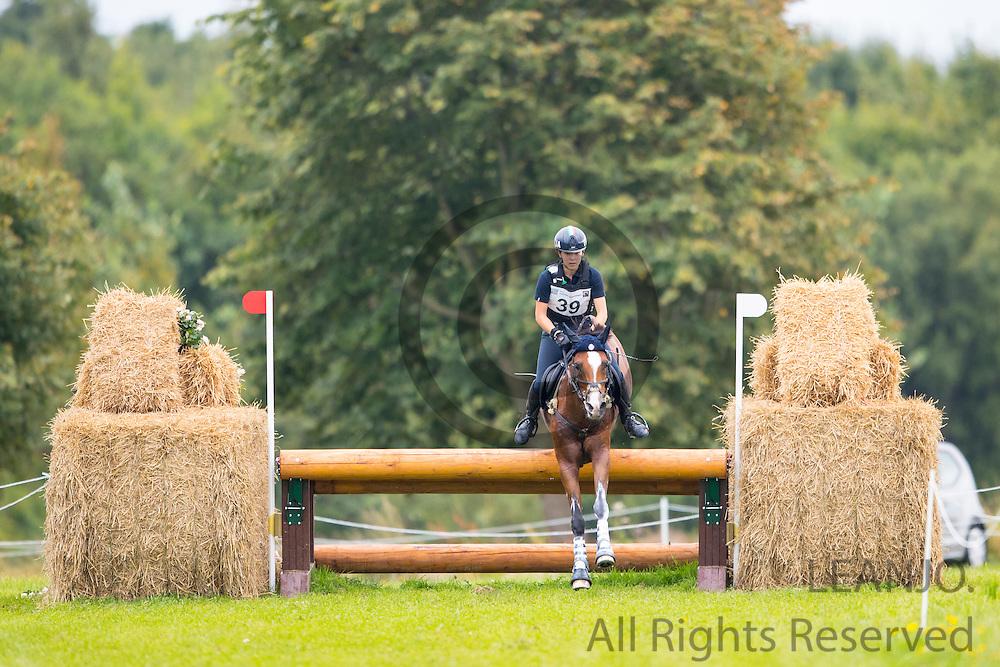 Nicole Lotorto - Noerlunds Cape Town<br /> FEI European Championships Ponies 2016<br /> © DigiShots