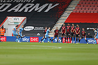 Football - 2020 / 2021 Sky Bet Championship - AFC Bournemouth vs. Coventry City - The Vitality Stadium<br /> <br /> Matty James of Coventry curls his free kick over the wall to equalise at the Vitality Stadium (Dean Court) Bournemouth <br /> <br /> COLORSPORT/SHAUN BOGGUST