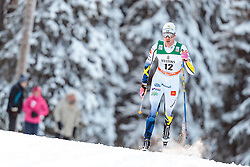 27.11.2016, Nordic Arena, Ruka, FIN, FIS Weltcup Langlauf, Nordic Opening, Kuusamo, Herren, im Bild Simon Andersson (SWE) // Simon Andersson of Sweden during the Mens FIS Cross Country World Cup of the Nordic Opening at the Nordic Arena in Ruka, Finland on 2016/11/27. EXPA Pictures © 2016, PhotoCredit: EXPA/ JFK