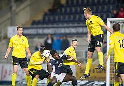 Falkirk's Botti Biabi.<br /> Falkirk 0 v 0  Livingston, Scottish Championship game played 21/10/2014 at The Falkirk Stadium.