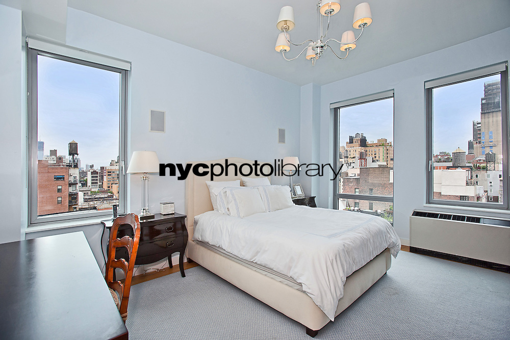 Master Bedroom at 100 West 18th Street
