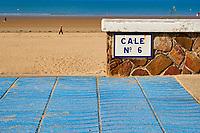 France, Vendée (85), Saint-Jean-de-Monts, la plage // France, Vendée, Saint-Jean-de-Monts, the beach