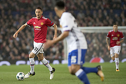 September 12, 2017 - Manchester, England - Manchester, Fussball UEFA Champions League, Manchester United - FC Basel. 12.9. 2017. Uniteds Nemanja Matic. (Credit Image: © Daniel Teuscher/EQ Images via ZUMA Press)