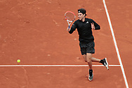 Dominic Thiem (AUT) during the Roland Garros 2020, Grand Slam tennis tournament, on September 30, 2020 at Roland Garros stadium in Paris, France - Photo Stephane Allaman / ProSportsImages / DPPI
