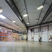 Lundberg Rice Farm HQ Industrial Infrastructure- Architectural Photography Example of Chip Allen's work.