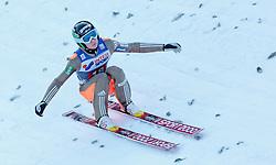03.01.2016, Bergisel Schanze, Innsbruck, AUT, FIS Weltcup Ski Sprung, Vierschanzentournee, Bewerb, im Bild Anze Lanisek (SLO) // Anze Lanisek of Slovenia during his Competition Jump of Four Hills Tournament of FIS Ski Jumping World Cup at the Bergisel Schanze, Innsbruck, Austria on 2016/01/03. EXPA Pictures © 2016, PhotoCredit: EXPA/ JFK