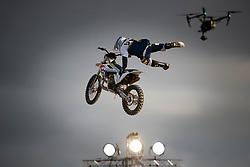 Red Bull - Freestyle Motorcross Demo<br /> CSI5* Grand Prix<br /> Jumping Antwerpen 2017<br /> © Hippo Foto - Dirk Caremans<br /> 22/04/2017