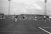 25/04/1965<br /> 04/25/1965<br /> 25 April 1965<br /> F.A.I. Cup Final: Shamrock Rovers v Limerick at Dalymount Park, Dublin.