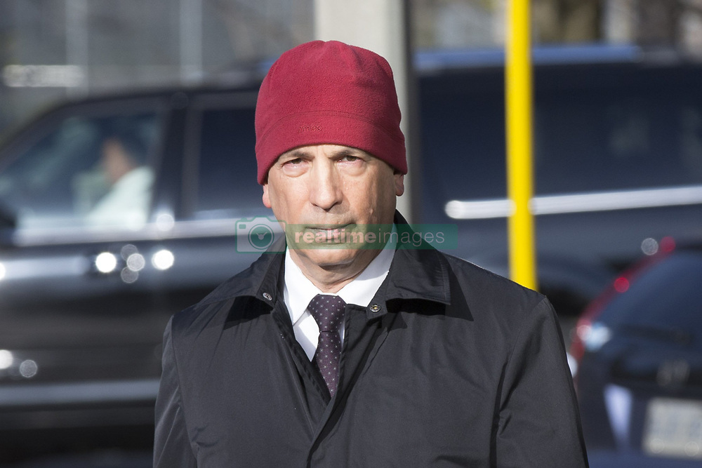 April 24, 2017 - Toronto, ON, Canada - TORONTO, ON - APRIL 24  -  Dr. Paul Sclodnick, once named Vaughan's best dentist and who reportedly counted actress Neve Campbell among his patients, is being disciplined for allegedly sexually abusing a number of female patients and employees over more than 20 years.  April 24, 2017. Bernard Weil/Toronto Star (Credit Image: © Bernard Weil/The Toronto Star via ZUMA Wire)