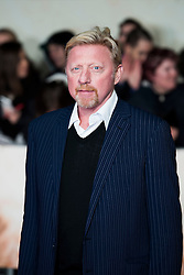 Boris Becker arrives at the I am Bolt world premiere at the Odeon Leicester Square, London.  Picture date: Monday 28th November 2016. Photo credit should read: © DavidJensen/EMPICS Entertainment