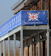 Caversham  Great Britain.<br /> BR Branding.<br /> 2016 GBR Rowing Team Olympic Trials GBR Rowing Training Centre, Nr Reading  England.<br /> <br /> Tuesday  22/03/2016 <br /> <br /> [Mandatory Credit; Peter Spurrier/Intersport-images]