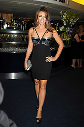 LIZ HURLEY at the GQ Men of the Year Awards held at the Royal Opera House, London on 2nd September 2008.<br /> <br /> NON EXCLUSIVE - WORLD RIGHTS