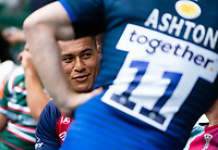 Football - 2019 / 2020 Gallagher Premiership Rugby - New Season Launch Media Photocall<br /> <br /> Bristol Rugby's Nathan Hughes, at Twickenham.<br /> <br /> COLORSPORT/ASHLEY WESTERN