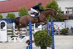De Boeck Kasper, BEL, Taloudor<br /> Belgisch Kampioenschap Jeugd Azelhof - Lier 2020<br /> © Hippo Foto - Dirk Caremans<br /> 02/08/2020