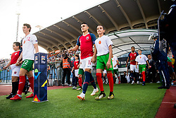 September 9, 2018 - Sofia, BULGARIA - 180909 Mohamed Elyounoussi of Norway ahead of the Nations League match between Bulgaria and Norway on September 9, 2018 in Sofia..Photo: Jon Olav Nesvold / BILDBYRN / kod JE / 160311 (Credit Image: © Jon Olav Nesvold/Bildbyran via ZUMA Press)