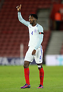 England's Nathaniel Chalobah in action during the Under 21 International Friendly match at the St Mary's Stadium, Southampton. Picture date November 10th, 2016 Pic David Klein/Sportimage