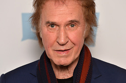 Ray Davies pictured with the Classic Songwriter award at the Q Awards, at the Roundhouse in Camden, London. Picture date: Tuesday November 2, 2016. Photo credit should read: Matt Crossick/ EMPICS Entertainment.