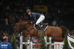 Hassmann Felix, (GER), Horse Gym S Balance<br /> Prize of DIW Instandhaltung<br /> Stuttgart - German Masters 2015<br /> © Hippo Foto - Stefan Lafrentz