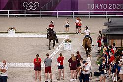 Flarup T Peter, DEN, Fascination, 222<br /> Olympic Games Tokyo 2021<br /> © Hippo Foto - Dirk Caremans<br /> 26/07/2021