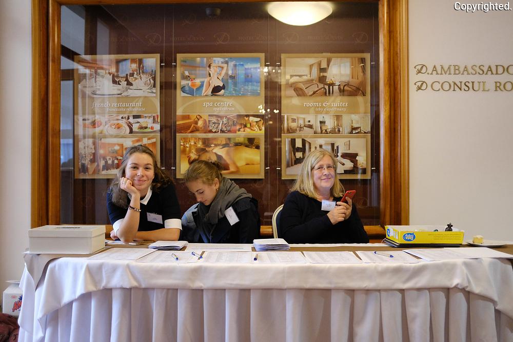 Konferencia o pastorácii Rómov v Bratislave 20.9.2019 sa konala pod záštitou nadácie Renovabis.
