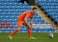 Football - 2020 / 2021 Premier League - Burnley vs. Newcastle United<br /> <br /> A rare first team appearance for Burnley keeper Bailey Peacock-Farrell, at Turf Moor.<br /> <br /> <br /> COLORSPORT/ALAN MARTIN