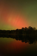 Times Herald-Record/TOM BUSHEY..Northern lights in Middletown..Oct. 30, 2003..17  20  2.8  200..