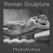 Ancient Roman & Greek Sculpture Black & White Wall Art Prints by Photographer Paul E Williams