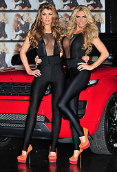 © Licensed to London News Pictures. 19/01/2012. London, England. Katie Price photocall for the winner of Signed by Katie Price , Amy Wllierton at the Worx studios London  Photo credit : ALAN ROXBOROUGH/LNP