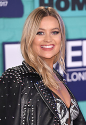 Laura Whitmore arriving at the MTV Europe Music Awards 2017 held at The SSE Arena, London. Photo credit should read: Doug Peters/EMPICS Entertainment