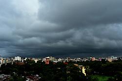 May 4, 2019 - Dhaka, Bangladesh - Storm weather from cyclone Fani hovers over Dhaka. (Credit Image: © Naim-Ul-Karim/Xinhua via ZUMA Wire)