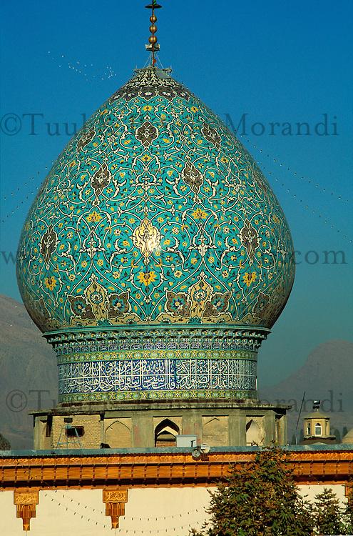 Iran - Shiraz - Mausolée de Shâh Cherâgh