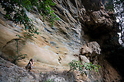 Santana do Riacho_MG, Brasil...Lapa da Sucupira no Parque Nacional da Serra do Cipo...The Lapa da Sucupira at Serra do Cipo National Park...Foto: LEO DRUMOND /  NITRO